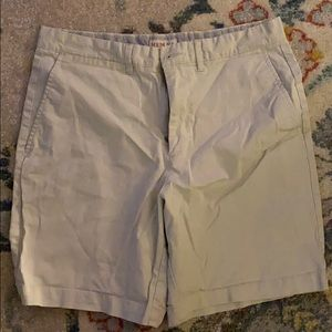 Target Brand Flat Front Shorts Slim
